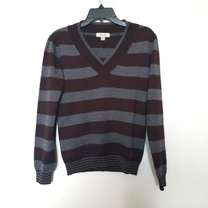 ❄Faconnable Marino Wool,Cashmere, and Silk sweater